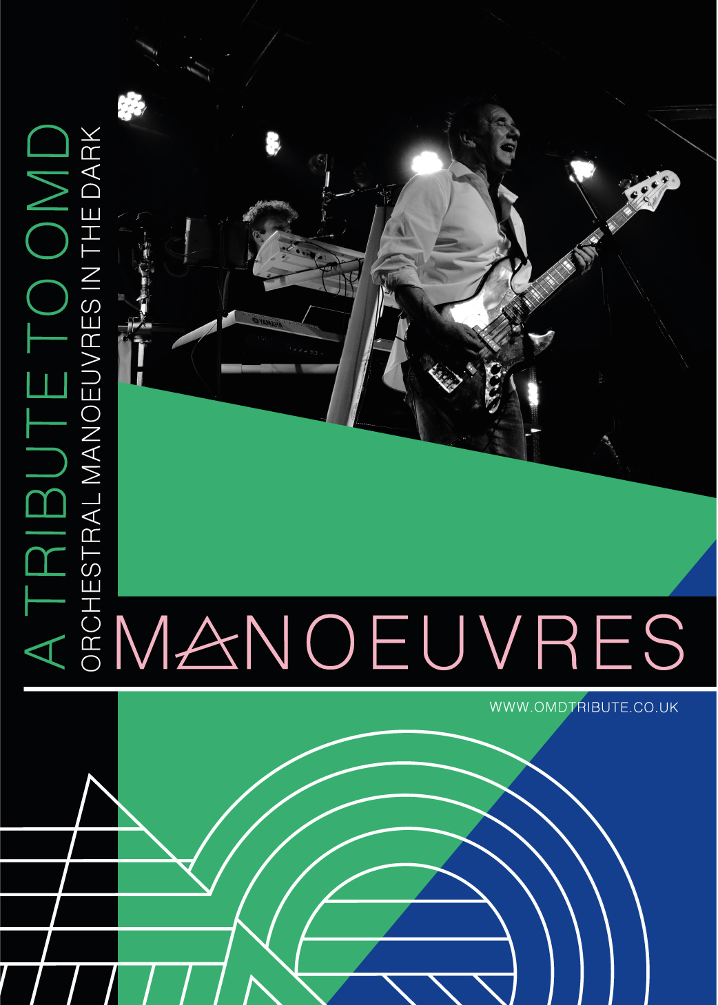 Manoeuvres - Tribute to OMD